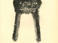 Henri Michaux Lithographie 1967