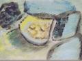 Henri Michaux N° JD 844 1975 16x24 cm
