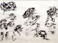 Henri-Michaux-N-JD-1255-90x126-acrylique-sur-papier-1973