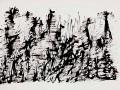 Henri-Michaux-encre-de-Chine-sur-papier-75x107-cm-1965