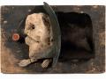Louis Pons  N° 7512 Jouet pour adultes 32x46 cm 1961 actuellement exposé au Centre Pompidou