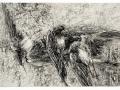 Louis Pons, Les trois grives - N° 2204 - 1960 - 67x102 cm