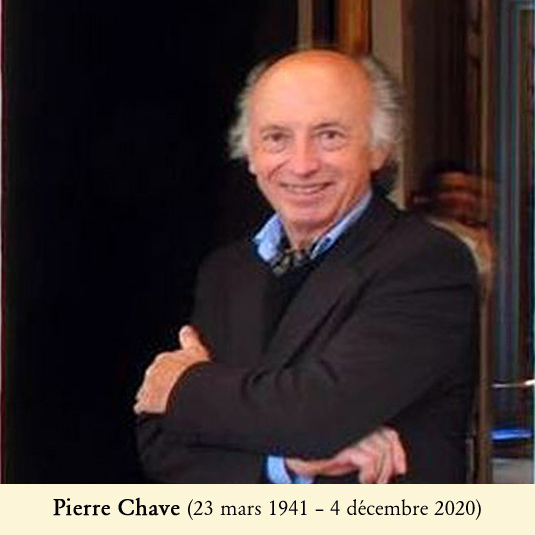 Pierre Chave